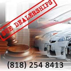 Auto Fraud Attorney