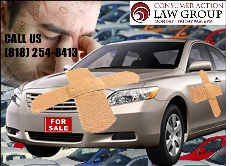 Sue Car Dealer Misrepresentation
