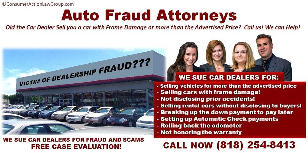 Auto Fraud Attorneys