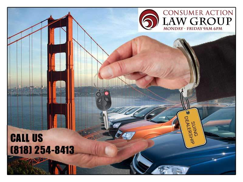 We Sue Car Dealers For Lying Auto Fraud Attorneys